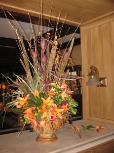 Arrangement for Whitland Home Tour